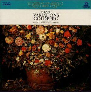 Goldberg Variations / Helmut Walcha etc.