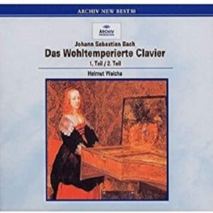 The Well-Tempered Clavier Complete / Helmut Walcha