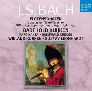 Bach Flute Works / Barthold Kuijken