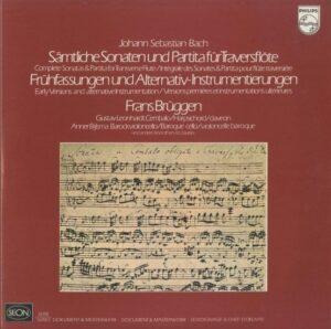 Bach Flute Works / Frans Bruggen