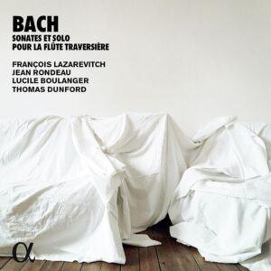 Bach Flute Works / Francois Lazarevich, Jean Rondeau