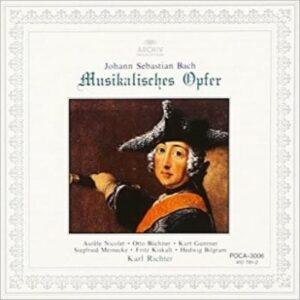 Musical Offering / Karl Richter