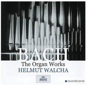The Complete Bach Organ Works / Helmut Walcha / Ton Koopman