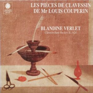 Louis Couperin: The Complete Works for Clavecin / Blandine Verlet