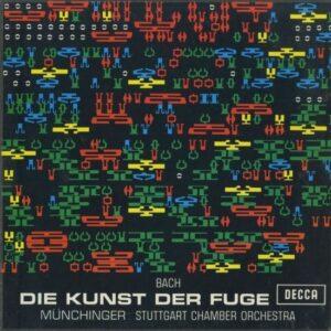 The Art of Fugue / Karl Munchinge