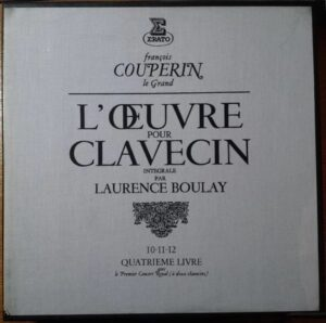 The Complete Works of Couperin / Laurence Bouley