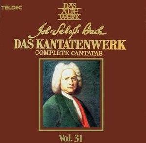 The Complete Bach Cantatas / Leonhardt, Harnoncourt